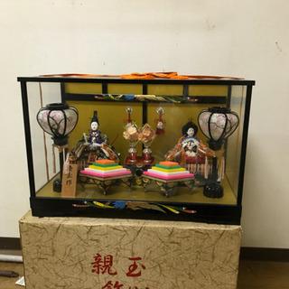 雛人形 お雛様 桃の節句 武蔵村山市