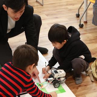 8/3(土)PM3:00~/小学2年生~小学6年生ロボットプログラ...