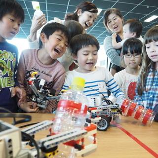 7/20(土)PM3:00~/小学2年生~小学6年生ロボットプログ...