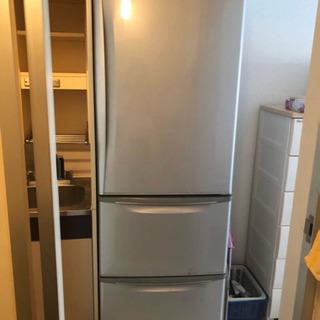 無料でお譲りします!National 冷凍冷蔵庫