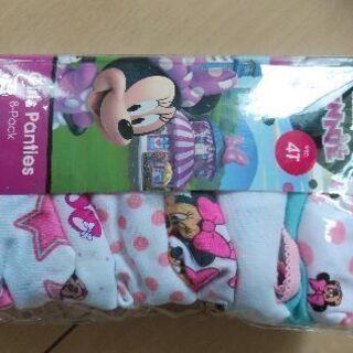 ディズニー ミニーマウス コストコ購入パンツ