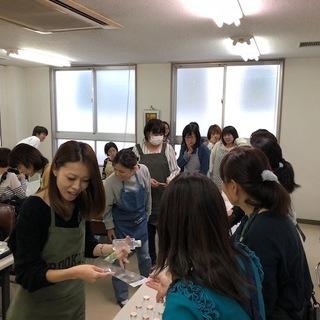 ハーバリウム出張レッスン 神奈川 (厚木・大和・藤沢・座間・相模原)