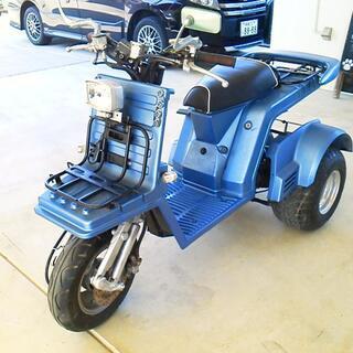 ジャイロ X ミニカー登録車