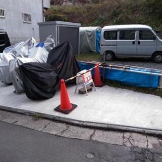 中型バイク置き場♪横須賀汐入★月極め