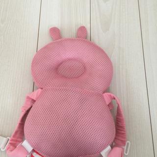 【値下げ】赤ちゃん 転倒 保護リュック MONSATTO
