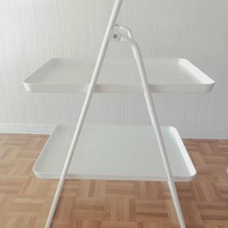 IKEA イケア トレイスタンド 折りたたみできます