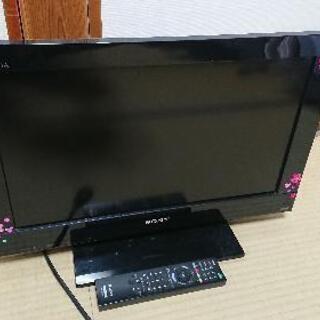 ソニー22v型 液晶テレビ