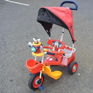 ides ミッキーマウス 三輪車