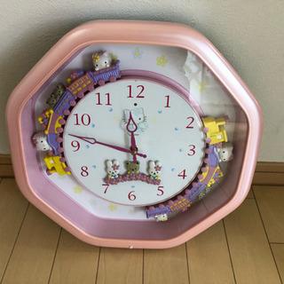 ☆ハローキティ☆ 壁掛け時計