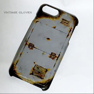 ヴィンテージマッドダクトiPhone6S.7.8plus対応ケー...