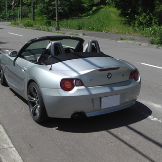 【商談成立】BMW Z4・K様ありがとうございます。 - 小樽市