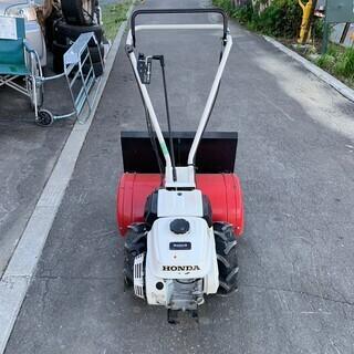 Honda ホンダ FU750 耕運機 実働 管理機 耕耘機 ス...