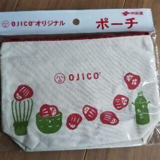 ojico オリジナルポーチ&トートバッグ