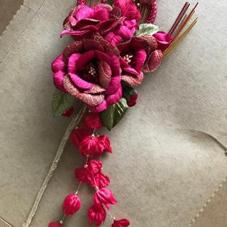 花のかんざし