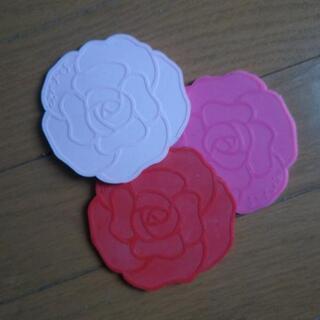 バラのコースター