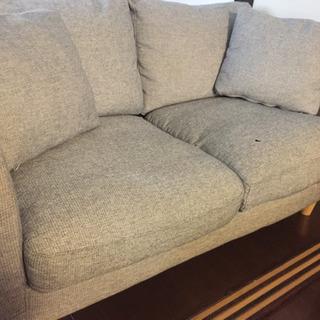 ニトリのソファーです。
