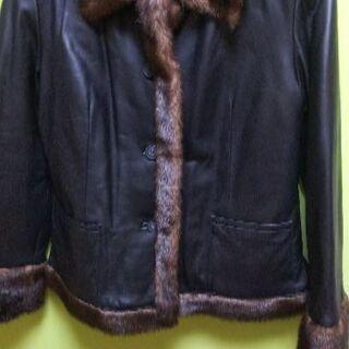 【お値下げ】レザージャケット (代理出品) + Bag