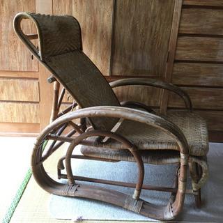 折りたたみリクライニングチェア - 家具