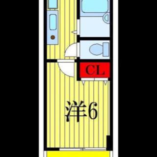 (個人)即入居可、初期費用激安!津田沼駅まで徒歩10分、バストイ...
