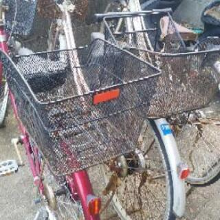 【不要・放置自転車・原付バイク】無料回収‼️買取り