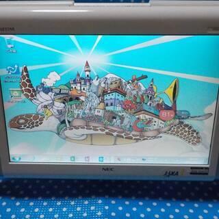 NEC モニター一体型パソコンVALUESTAR VN500/J...