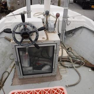 ヤマハ漁船YD26B(FT7)ドライブ船 沖縄中古艇市場 - 売ります・あげます