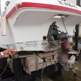 ヤマハ漁船YD26B(FT7)ドライブ船 沖縄中古艇市場 - 島尻郡