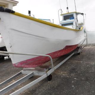 漁船 イスズ53馬力 中古船 ボート 沖縄中古艇市場