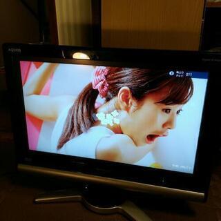 テレビ シャープAQUOS  LC-20D10  中古品