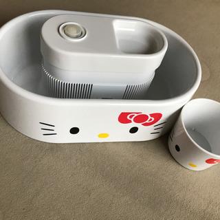 流し素麺 キティ