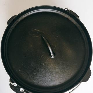 値下げしました‼︎ 新品未使用  ダッチオーブン30cm