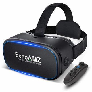 3D VRゴーグル Bluetoothコントローラ付属 (ブラック)