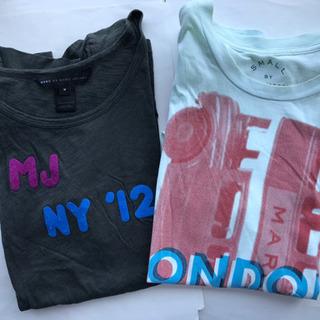 正規品 マークバイマークジェイコブス Tシャツ2枚セット