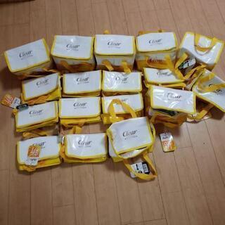 クリアアサヒの保冷袋1つ10円にてお譲りいたします!