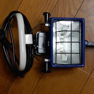 ハロゲン投光器