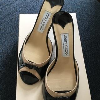 ジミーチュウ 靴 サンダル定価69000+税