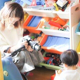 【6月開催分】10組限定!ママのための無料フォトレッスン