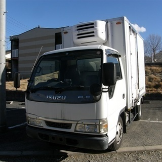 H15 いすゞ エルフ 冷凍冷蔵車-5℃~+15℃ 2トン積 ク...