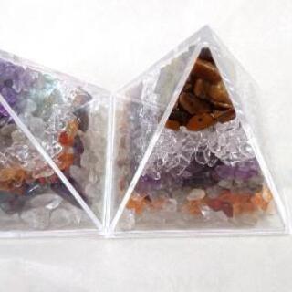 ピラミッドパワーストーン