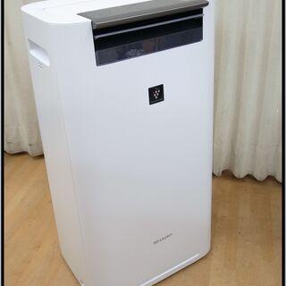 SHARP プラズマクラスター KI-HS50 加湿空気清浄機 ...