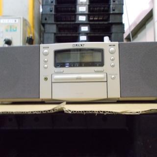 ソニーCDラジオ