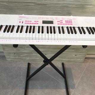 CASIO 光ナビ 電子ピアノ キーボード