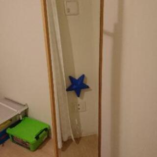 無印良品 姿見・鏡