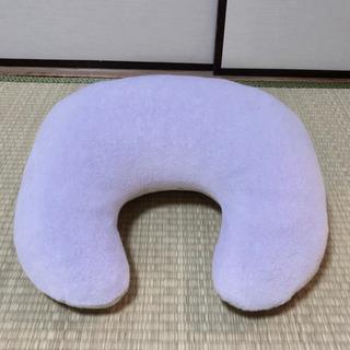 【日本製】厚めサンデシカ 授乳用クッション