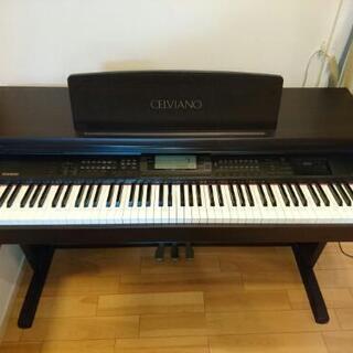 CASIO 電子ビアノ88鍵盤