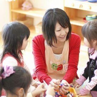 【無資格OK!幼稚園の保育補助】フルタイム勤務の小規模な幼稚園で...