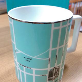 【新品未使用】ティファニー  NY本店限定 マグカップ