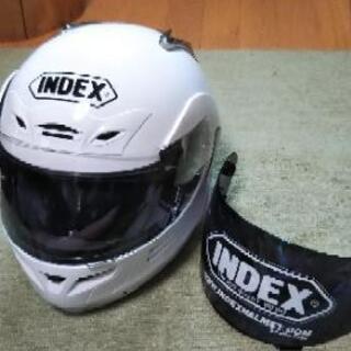 国外製造の前面オープン&フルフェイスヘルメットです。