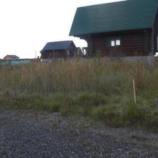 石狩市望来の別荘地サランベツの更地約68坪の売却です。