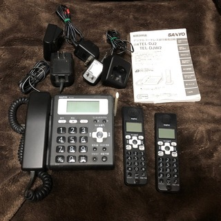 サンヨー電話機